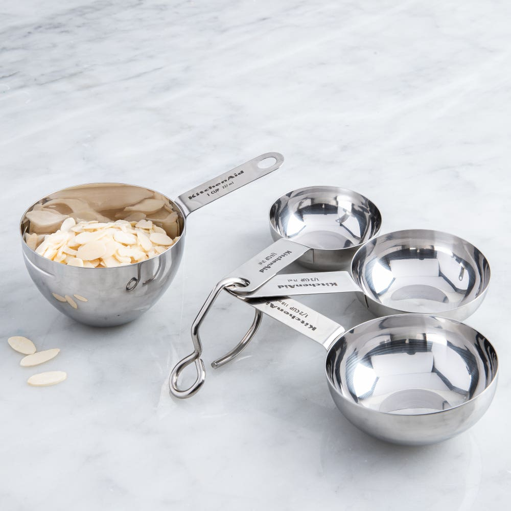KitchenAid Tally Measuring Cup Set