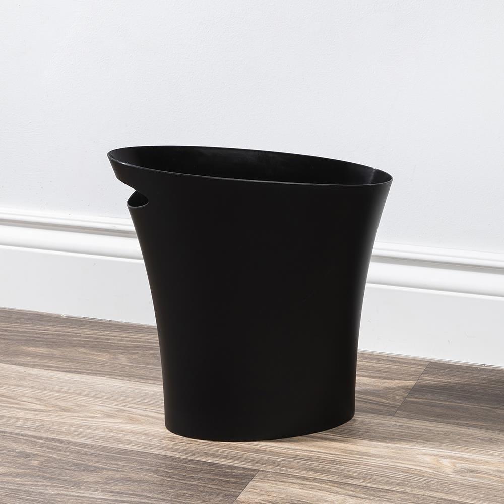 68097_Umbra_Skinny_Garbage_Can___Black
