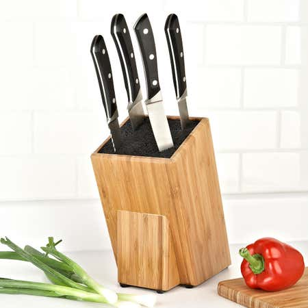 69197_Kapoosh_Basic_Universal_Knife_Block___Bamboo