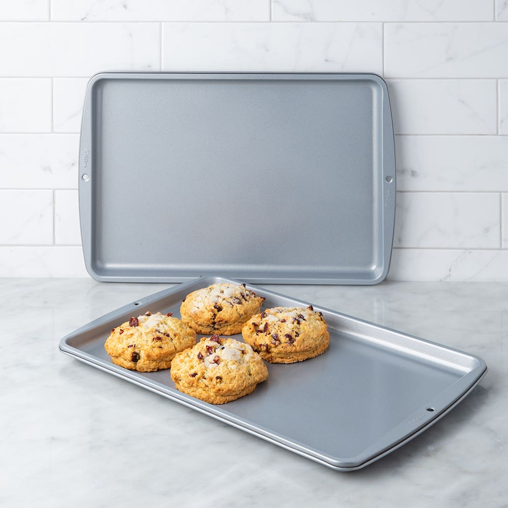 Wilton Recipe Right 2pc. Cookie Sheet Set