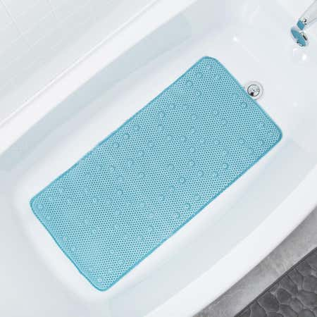 70082_Splash_Softee_Foam_Bath_Tub_Mat__Teal