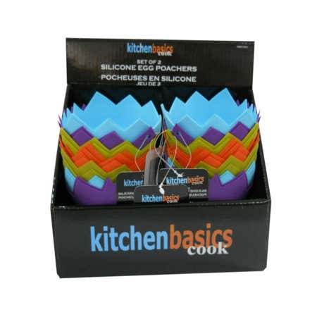 72188_Kitchen_Basics_Cook_Silicone_Egg_Poacher___Set_of_2