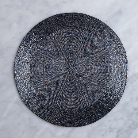 72469_KSP_Christmas_Glitz_Round_Beaded_Placemat__Pewter