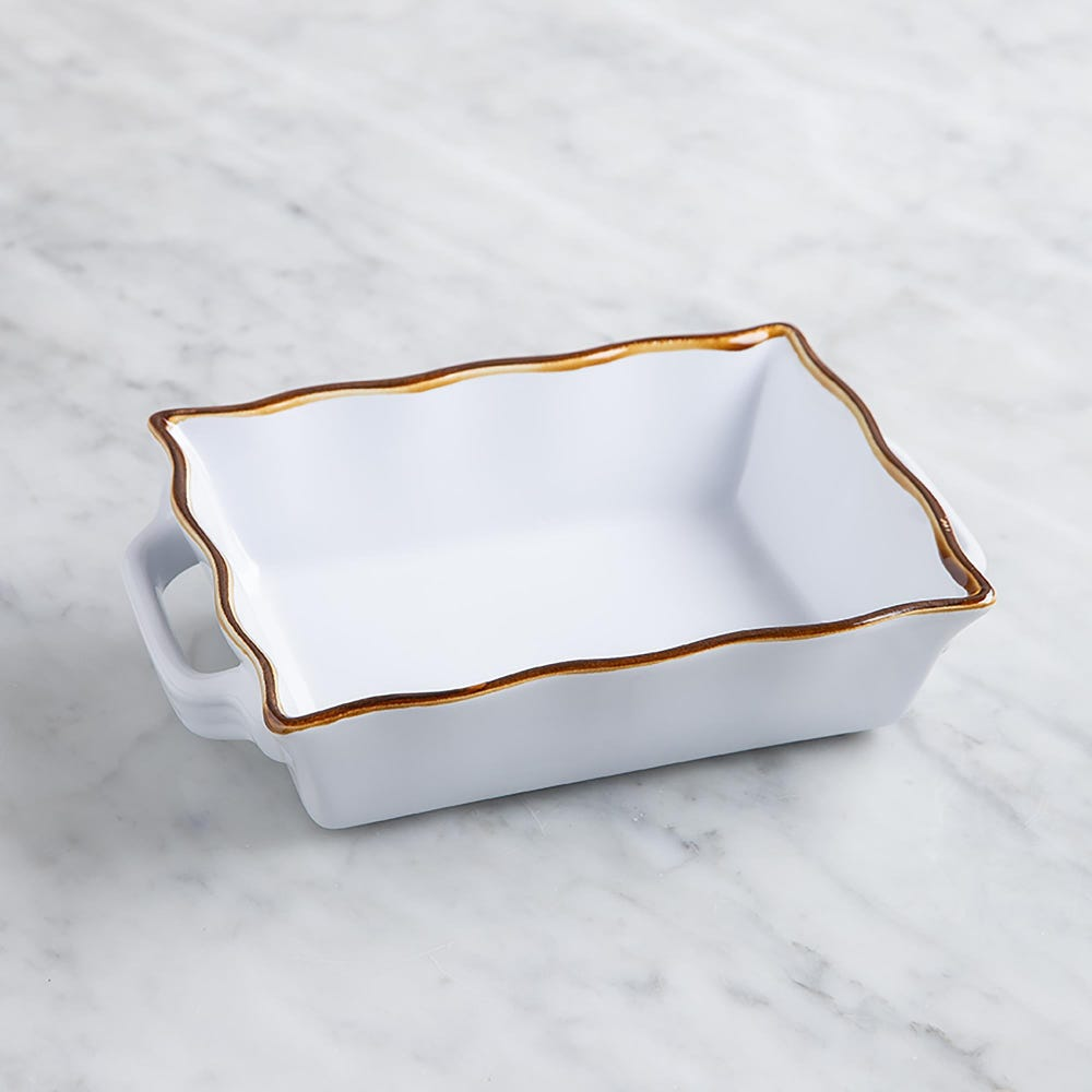 73430_KSP_Tuscana_Small_Rectangle_Fluted_Bakeware_with_Handle__White