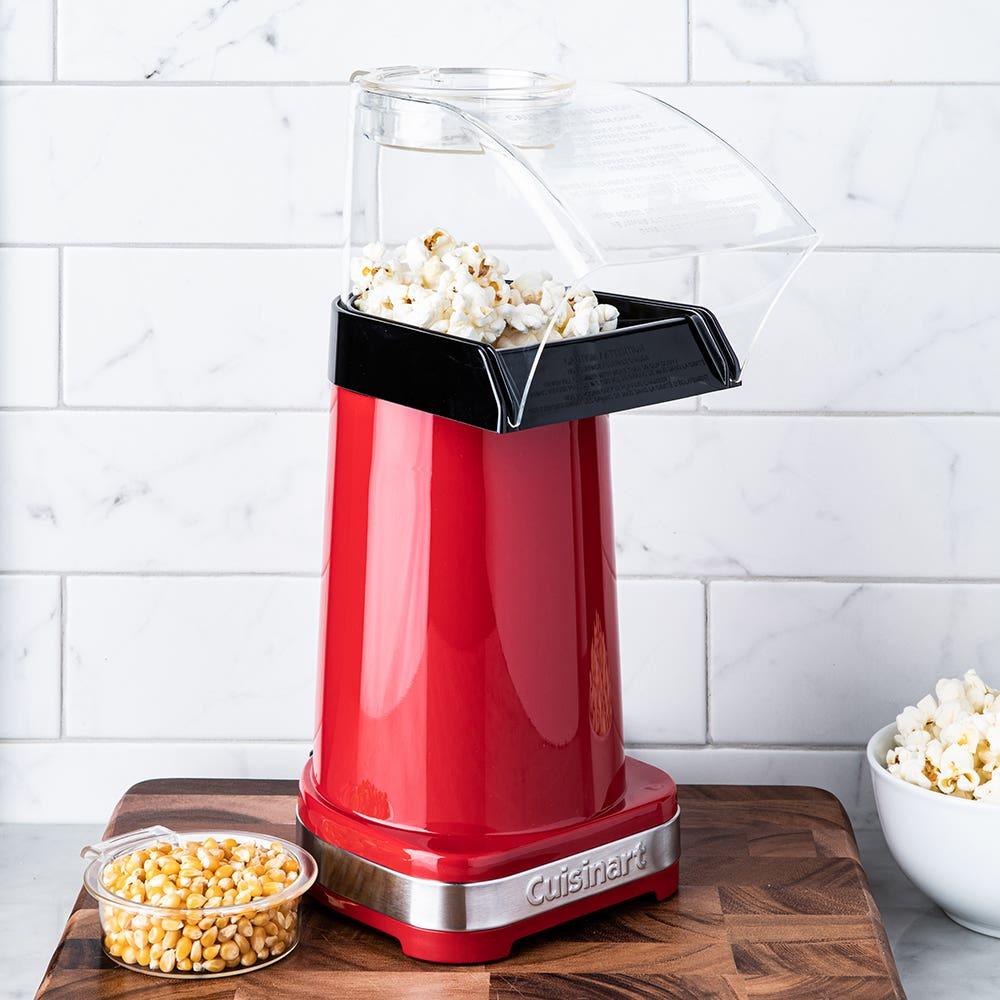 Cuisinart Easy Pop 15-Cup Hot Air Popcorn Maker (Red)