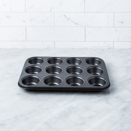 75262_Chloe's_Kitchen_12_Cup__Heavy_Gauge_Non_Stick_Muffin_Pan__Grey