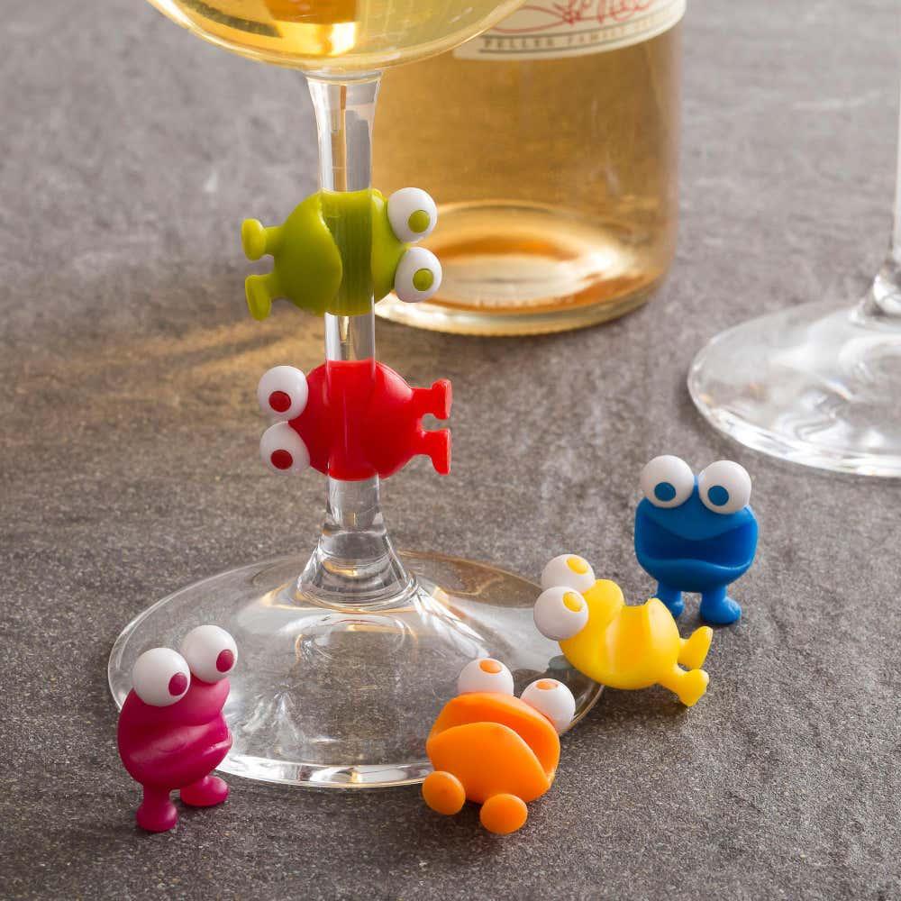 75549_Joie_Wine_Watchers_Silicone_Wine_Charm___Set_of_6