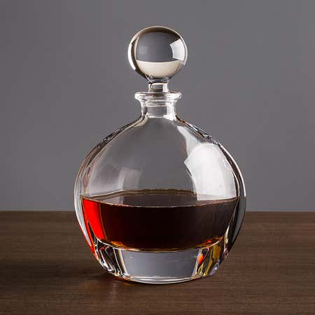 75681_Trudeau_Bohemia_'Orbit'_Whiskey_Decanter__Clear