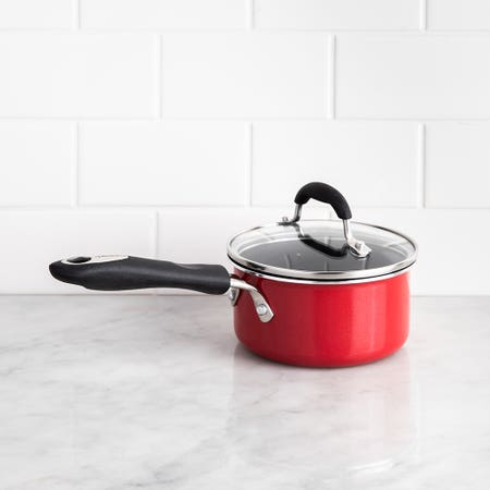 76173_Cuisinart_Advantage_0_9L_Saucepan_with_Lid__Red