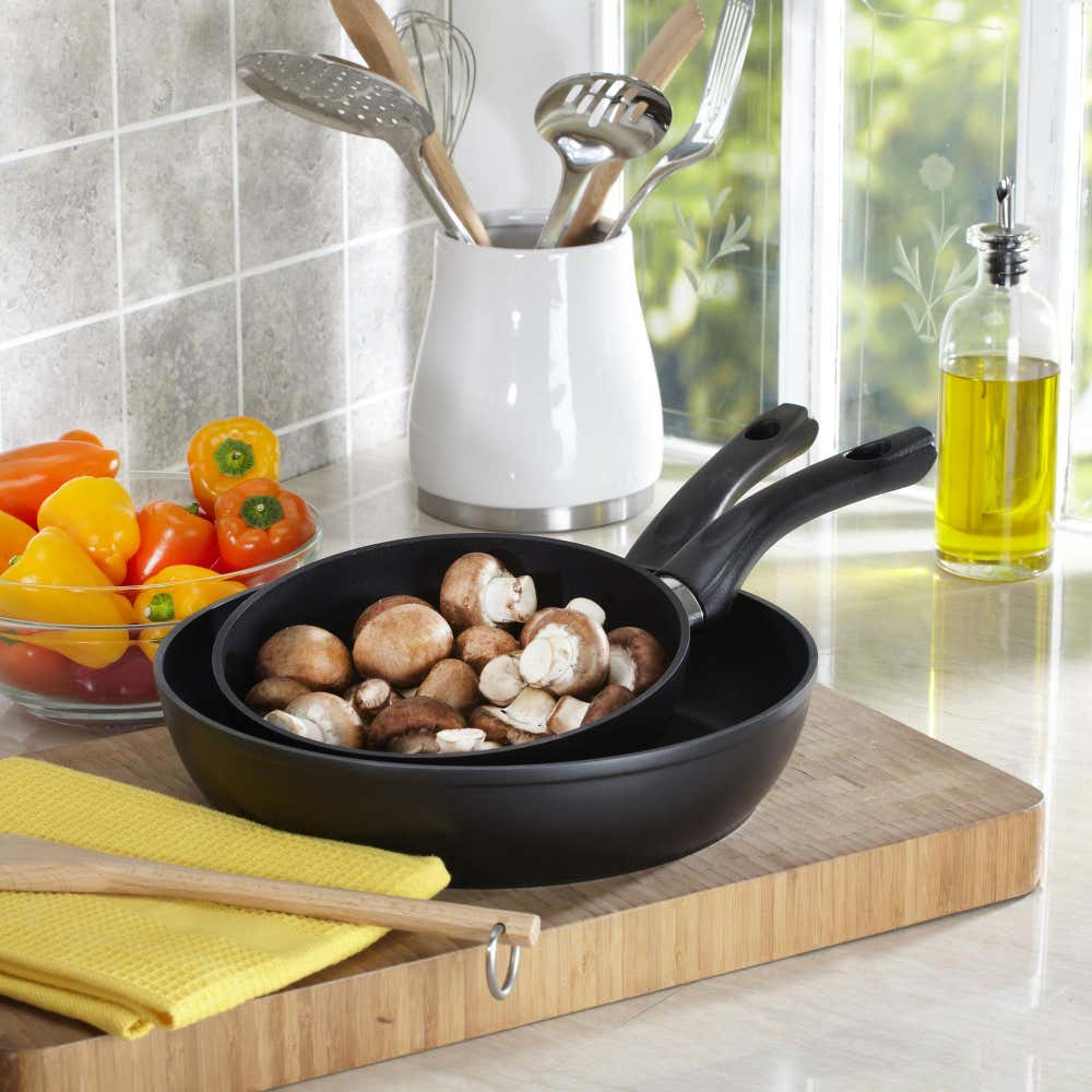76718_Starfrit_Aroma_Non_Stick_Forged_Frypan_Combo___Set_of_2__Black