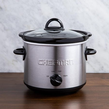 77419_Chefman_Slow_Cooker_with_Removable_Pot__Brushed_St_Steel