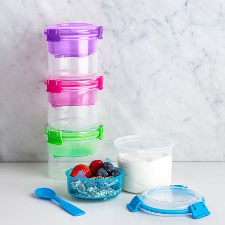 77469_Sistema_Klip_It_To_Go_Bright_Tab_530ml_Breakfast_Combo_with_Spoon