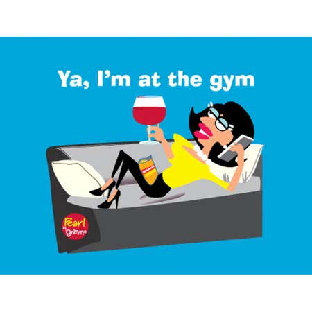 77671_Grimm_Sticky_'At_The_Gym'_Magnet