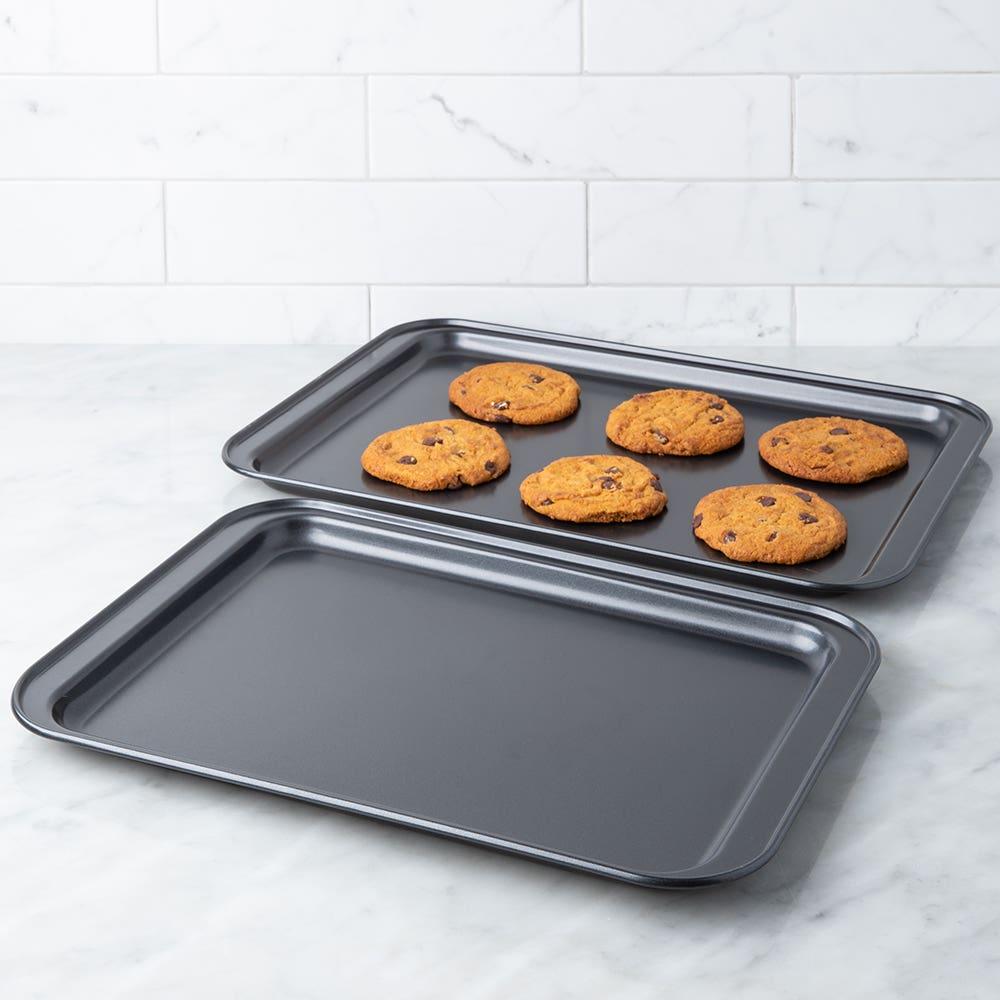 KSP Optimum Non-Stick Cookie Sheet - Set of 2