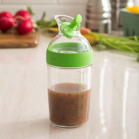 79243_OXO_Good_Grips_Tritan_Salad_Dressing_Bottle__Clear_Green