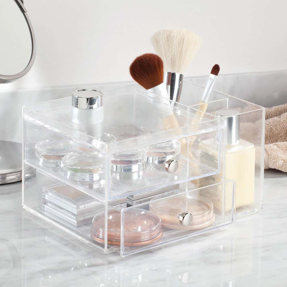 79540_iDesign_Clarity_Stacking_2_Drawer_with_Organizer