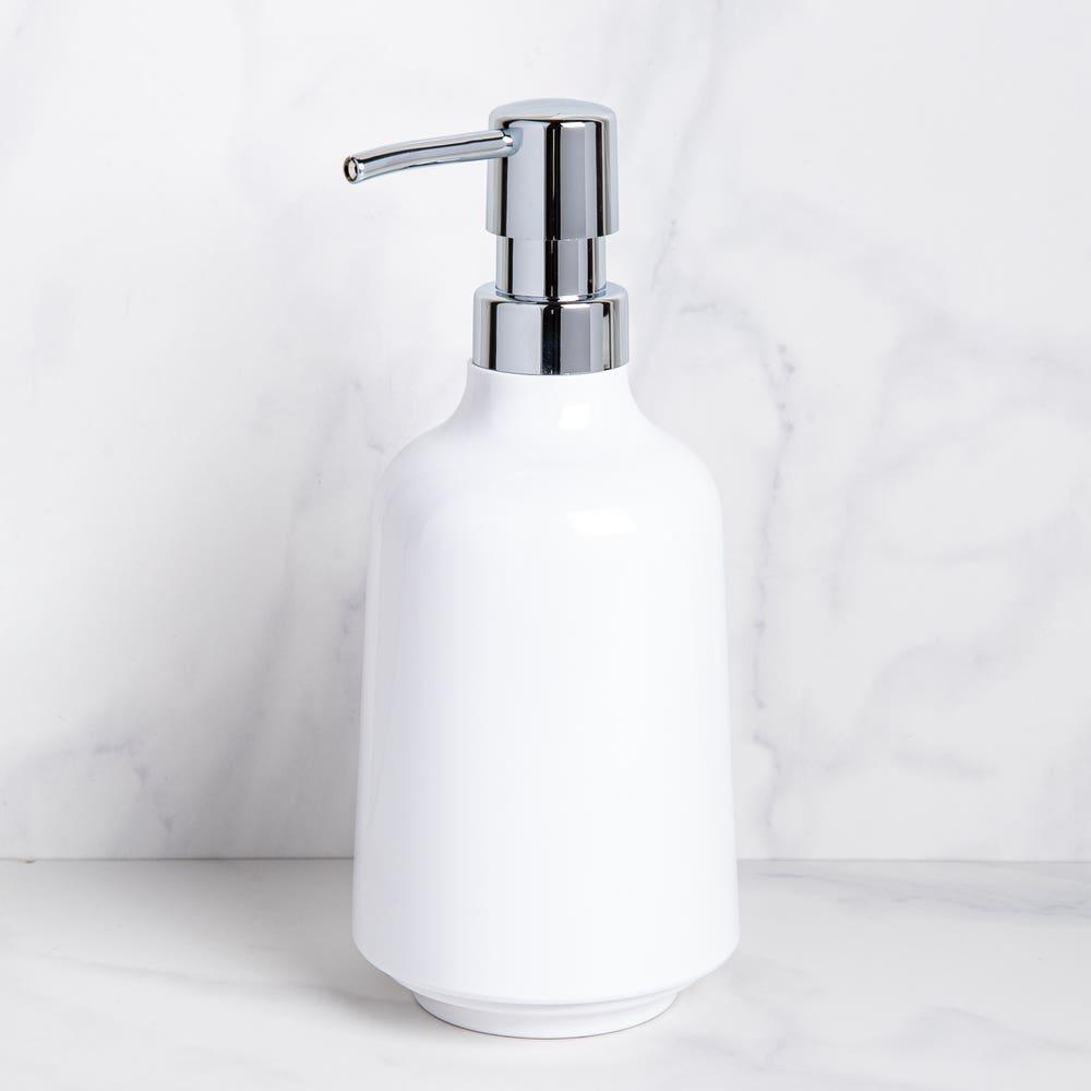 Umbra Step Melamine Soap Pump (White)