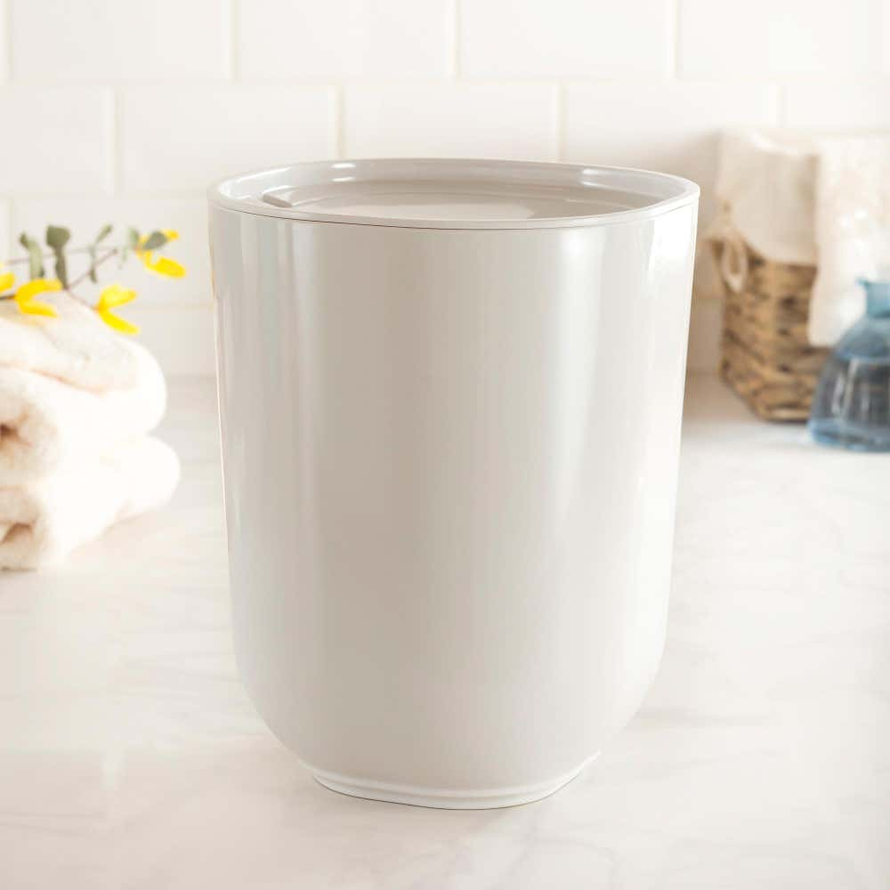 79781_Umbra_Step_Melamine_Waste_Can_with_Lid__White