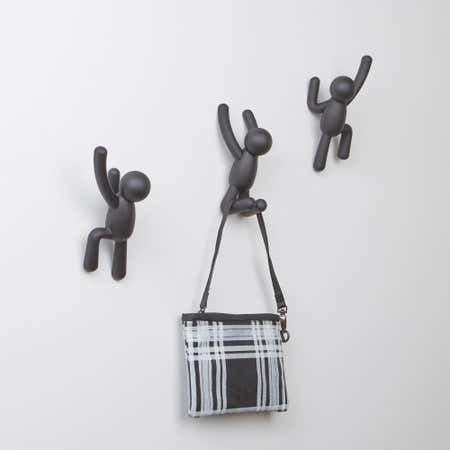 79791_Umbra_Buddy_Wall_Hook___Set_of_3__Black