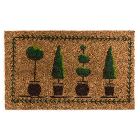 80039_KSP_Casual_'Topiary'_Doormat__Green