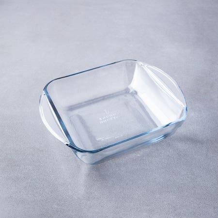 80099_Kitchen_Classics_1_9L_Square_Bake_Dish__Clear