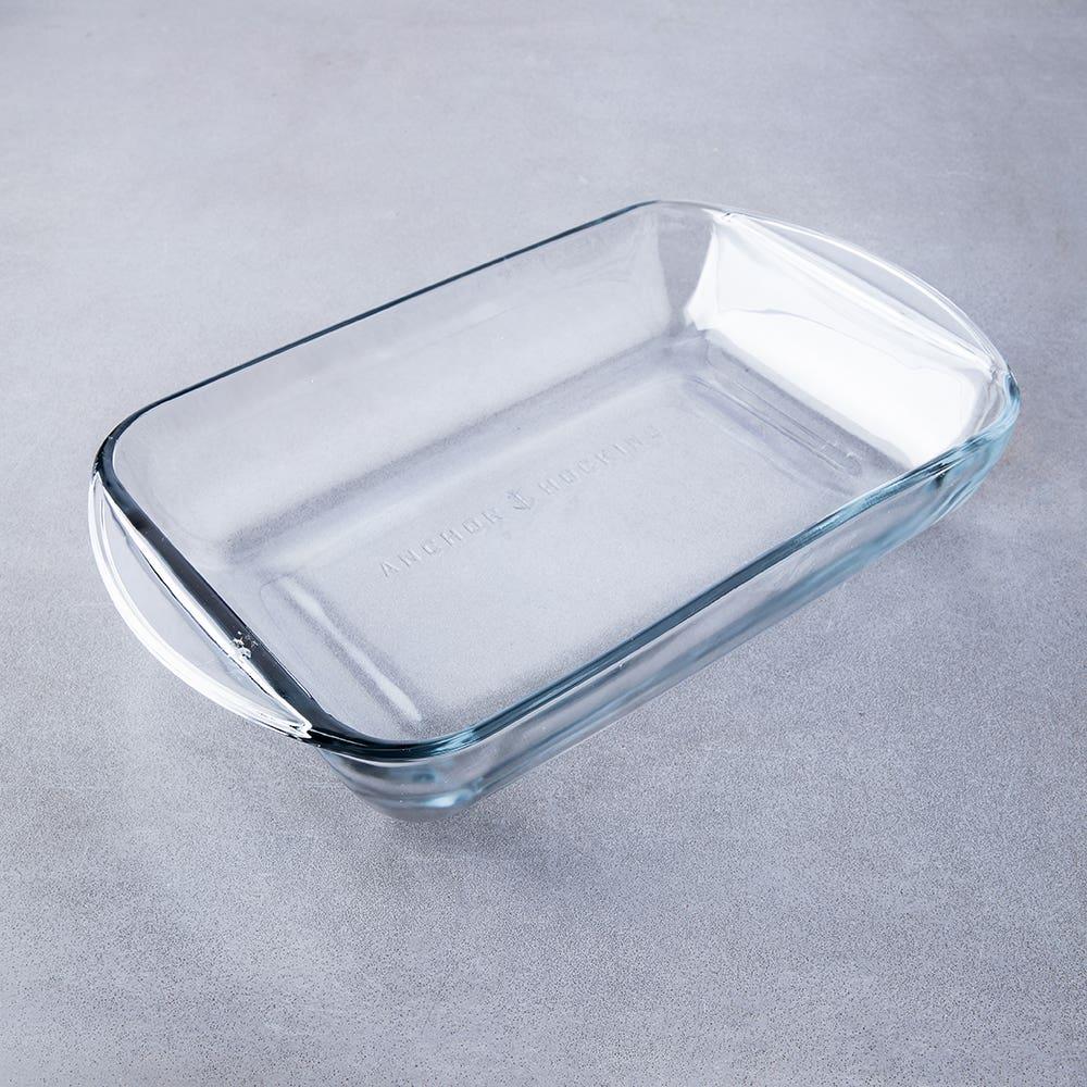 Kitchen Classics 2.8L Rectangle Glass Baker
