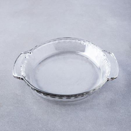 80102_Kitchen_Classics_9_5__Glass_Pie_Dish__Clear