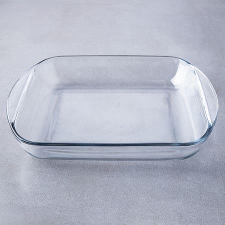 80103_Kitchen_Classics_3_8L_Rectangle_Glass_Baker__Clear
