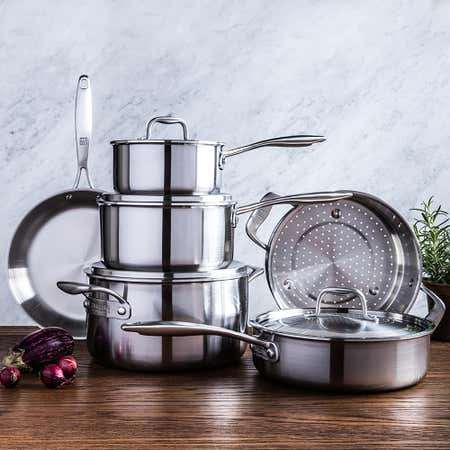 80192_Zwilling_J_A__Henckels_Sol_II_Cookware_Set___Set_of_10__Satin_St_St