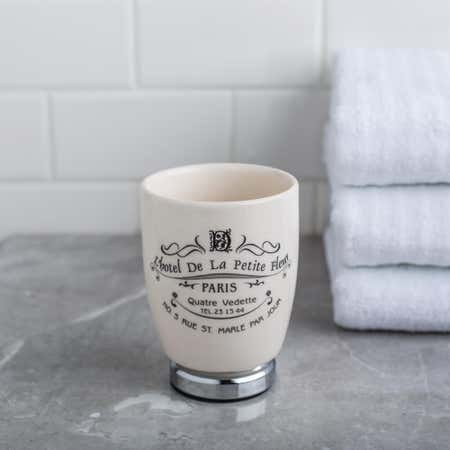 80418_Harman_L'Hotel_De_La_Petite_Fleurs_Ceramic_Tumbler__Natural_