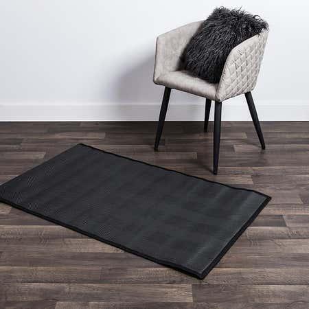 80454_Harman_Textaline_'Herringbone'_30_x50__Indoor_Outdoor_Mat__Black