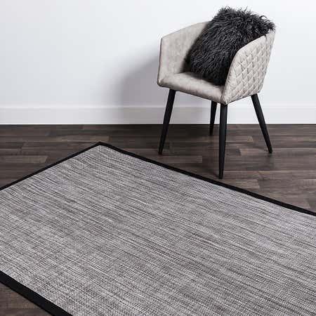 80460_Harman_Textaline_'Basketweave'_48_x72__Indoor_Outdoor_Mat__Titanium