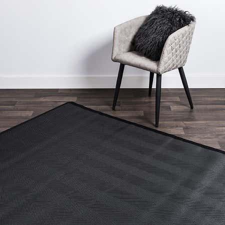 80472_Harman_Textaline_'Herringbone'_60_x84__Indoor_Outdoor_Mat__Black