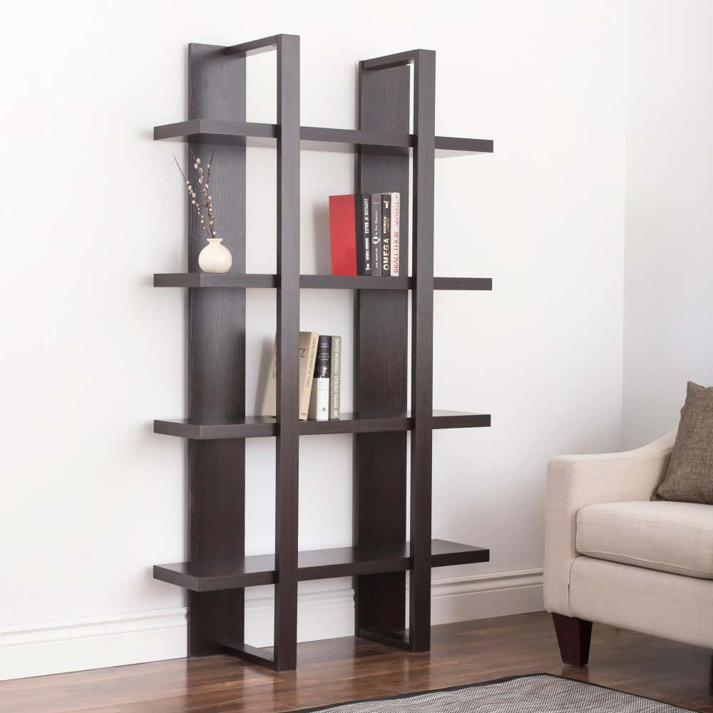 80786_KSP_Meridian_Bookshelf_4_Shelf__Espresso