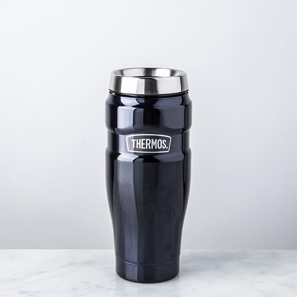 Thermos King Travel Mug (Midnight Blue)