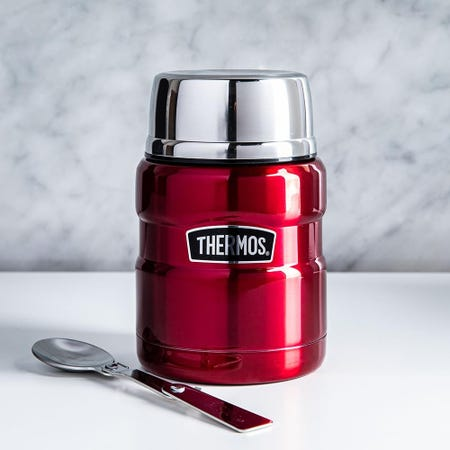 80983_Thermos_King_Thermal_Food_Storage_Jar__Cranberry