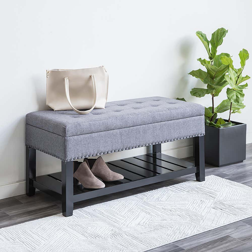81010_KSP_Conrad_Upholstered_Storage_Bench__Grey