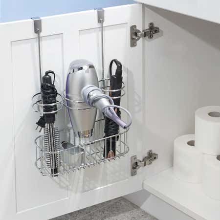 81725_iDesign_Classico_Over_Cabinet_Hair_Care_Station__Chrome_