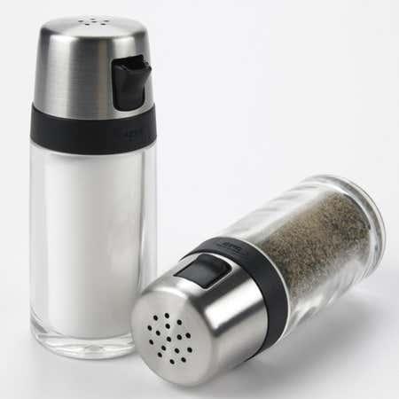 81866_Oxo_Good_Grips_Acrylic_Salt___Pepper_Shaker___Set_of_2__St_St___Clear