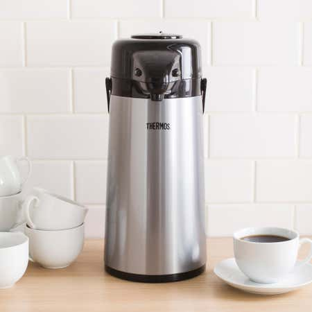 83193_Thermos_Pump_Thermal_Carafe_with_Glass_Liner__Stainless_and_Black