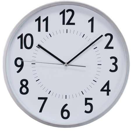 83286_Kiera_Grace_Synchro_Wall_Clock__Silver