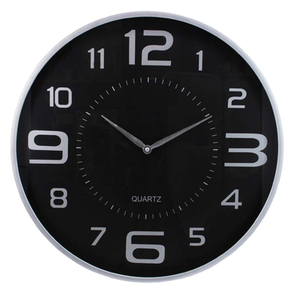83298_AZ_Home_Modern_Wall_Clock__Silver