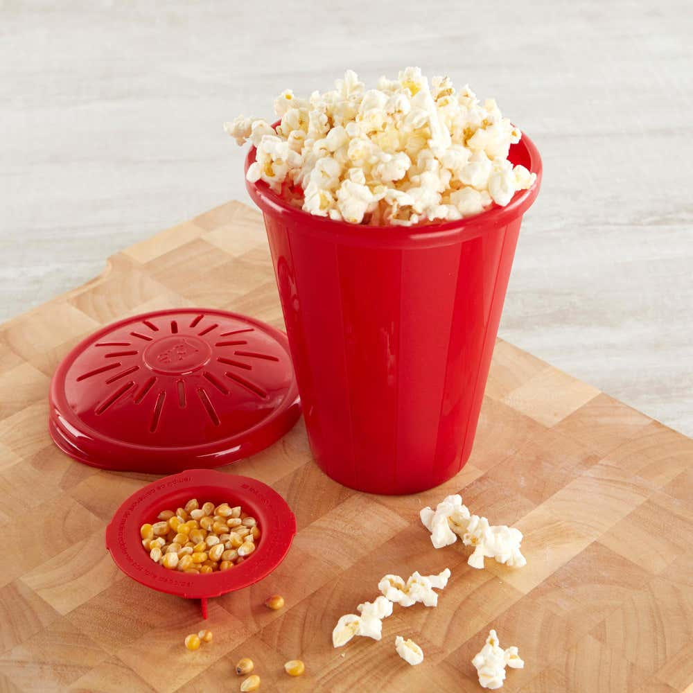 83338_Joie_Microwave_Popcorn_Maker__Red