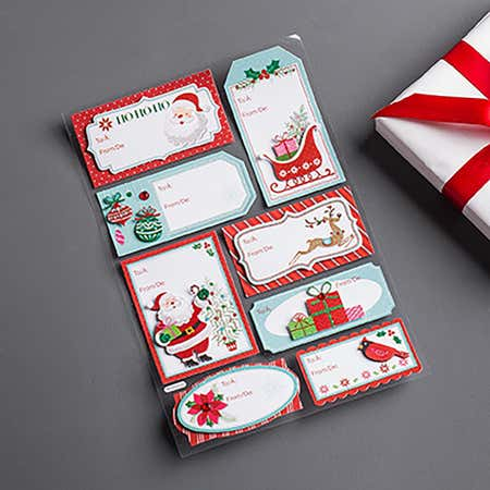 83581_CTG_Christmas_Handmade_Gift_Tag___Set_of_8__Asstd_