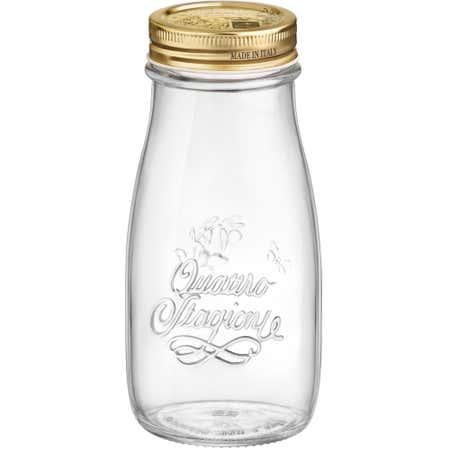 83756_Bormioli_Rocco_Quattro_Stagioni_400ml_Glass_Bottle__Clear