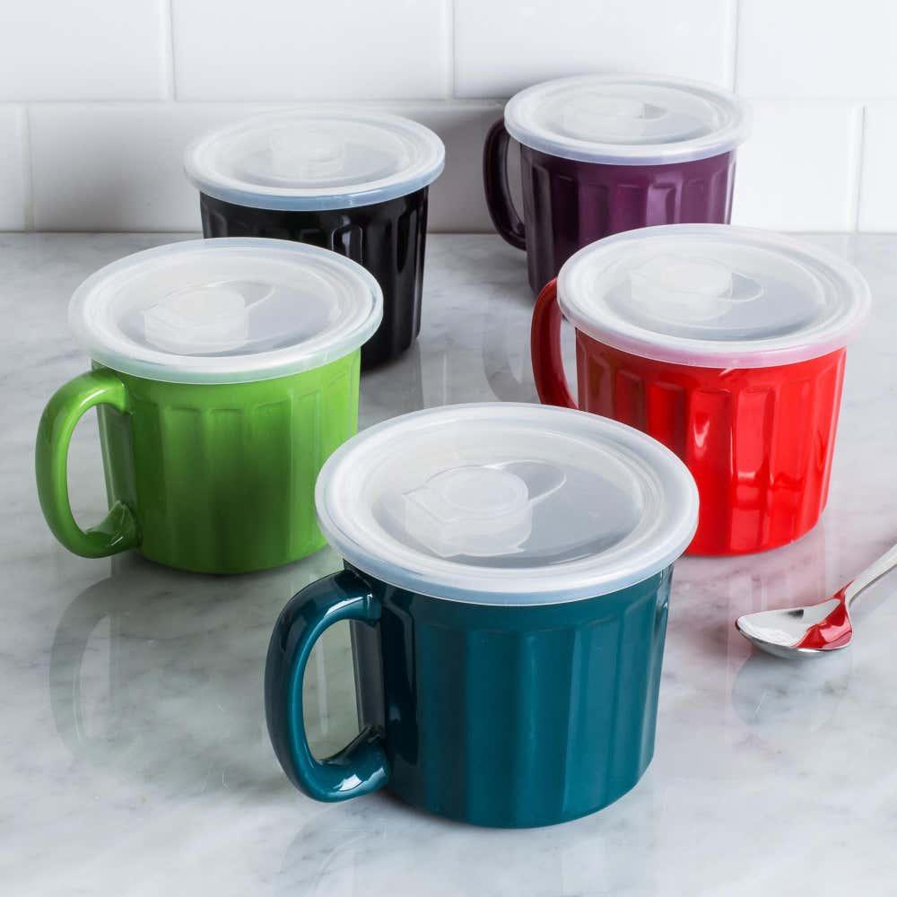 84356_KSP_Solid_Porcelain_Soup_Mug_with_Lid__Green