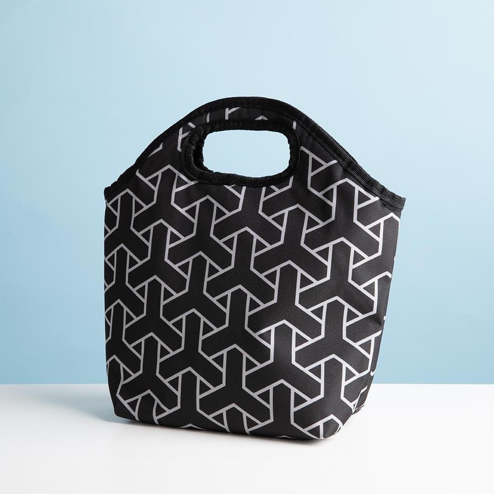 84419_KSP_Bella_'Interlock'_Insulated_Lunch_Bag__Black