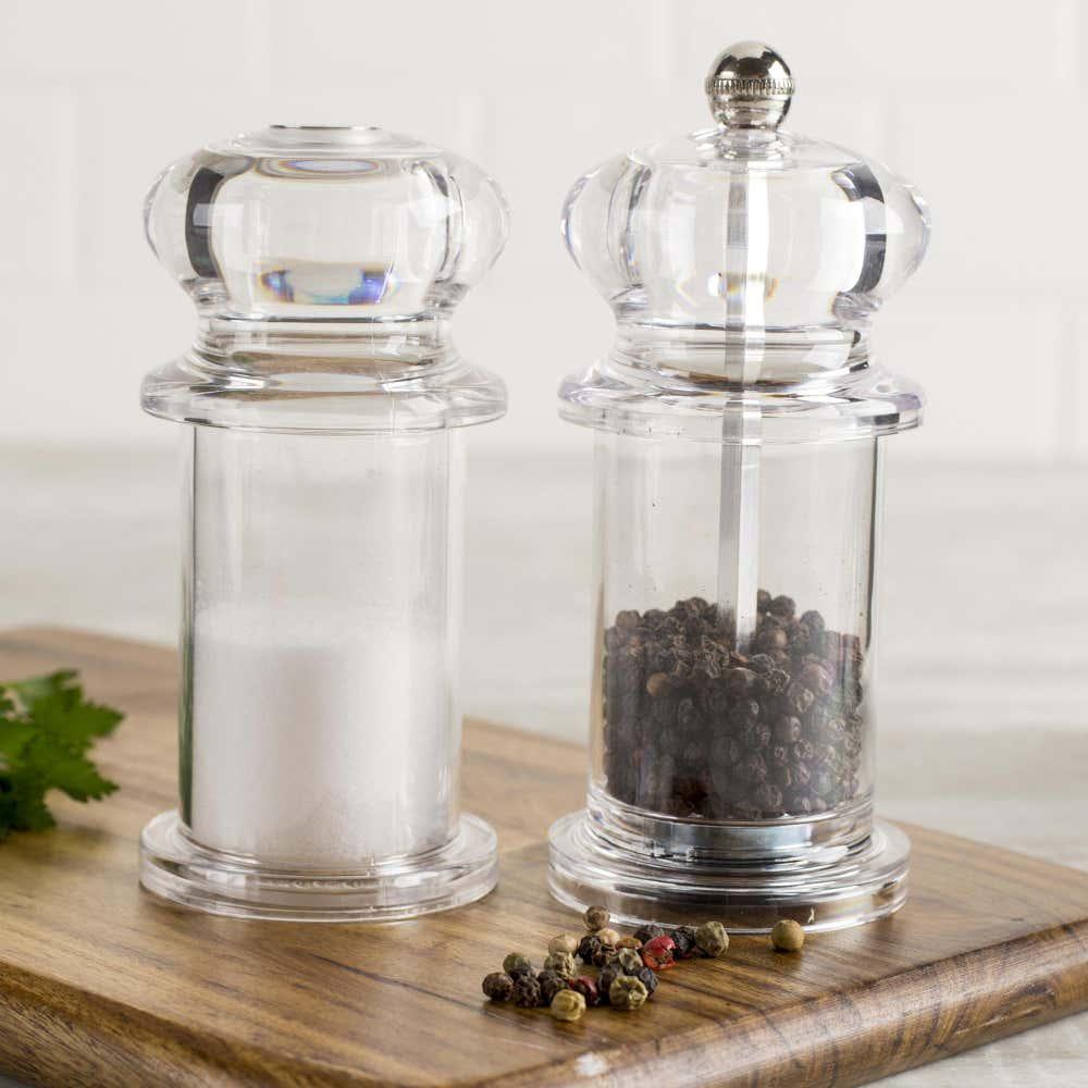 84561_Trudeau_Maison_Acrylic_Salt___Pepper_Mill___Set_of_2