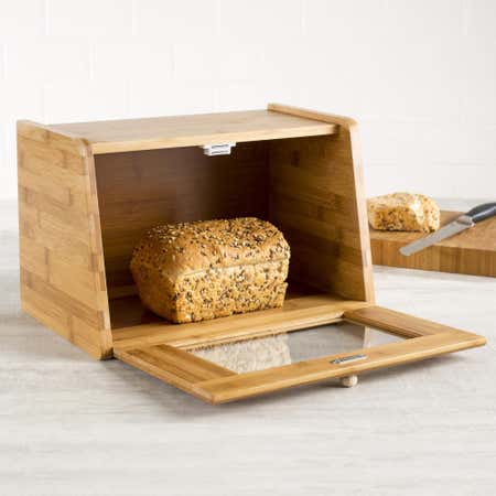 84959_KSP_Natura_Bamboo_Bread_Box_with_Window__Natural