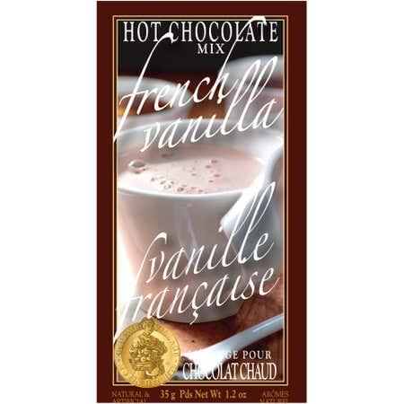 85023_Gourmet_Du_Village_Single_Serve_'French_Vanilla'_Hot_Chocolate